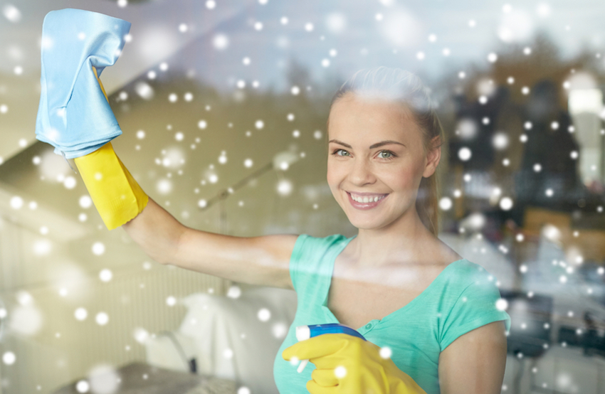 Winter Cleaning Tips